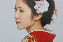 kimono/和装