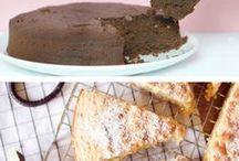Gâteaux healthy