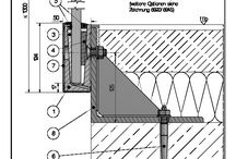 Railing Details Drawing