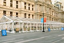 Events at Dilworth Park at City Hall / Philadelphia's brand new state-of-the-art sprawling park at City Hall is now open! We are proud to be an exclusive caterers of this iconic space.