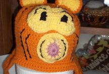 háčkování (crochet)