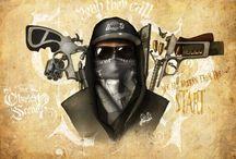 Hollywood Undaed <3 / Undead Army HU4L