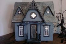 non-tradtional dollhouse
