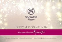 Christmas Party Nights 2015 / Add some Sheraton Sparkle to your Christmas Party Season