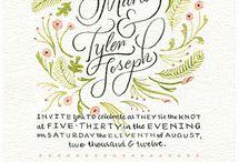 Bröllop, inspiration