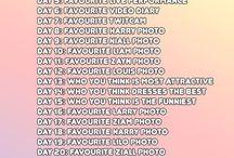 30 day 1D challenge 2 :)
