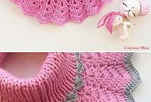 gulere crochetate