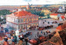 Alexandre Benois Gemälde