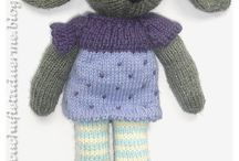 amigurumis tricot