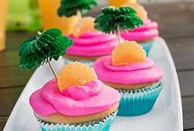 Flamingo Summer Pool Party Ideas / Drink up the sun with a Flamingo themed pool party! You'll eat up our food and drink ideas, perfect for those hot days and cool nights! / by Party City