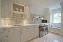 Home Ideas: Laundry Room