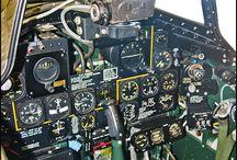 WWll cockpits