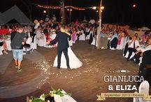 Italian - Greek Wedding in Preveza, Greece | Gianluca & Eliza| September 2013 / Photo memories from the #Wedding of Gianluca & Eliza in Preveza.
