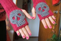 Crochet - Gloves. / by Ashley Curry