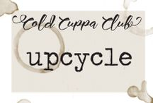 Upcycle / Upcycling and repurposing Ideas