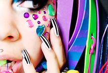 Wow / Colors, attractive, fashion, everything. AND WOMEN!!