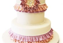 Ruffle Inspired Cakes / by Pink Cake Box