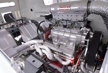VW Bugs@Busses,trikes,ghias,customs&S'more! / Engines,squarebacks,Carmine's  / by Joe Saffa