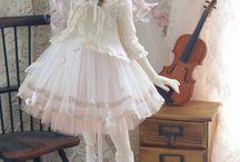 Lolitas accessoires poupées tableaux