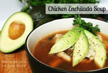 Soups / Looking for some new soup recipes? Find a great collection of soups, stews, and crockpot recipes to get you through cold season here!