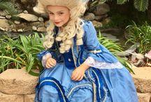 Rococo costumes