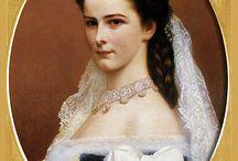 """Empress Elisabeth """"Sissi"""" / Elisabeth Amalie Eugenie von Wittelsbach """"Sissi"""""""