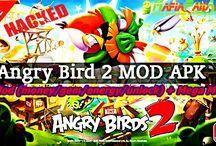 Angry Birds 2 Apk + Mod (money/gem/energy/unlock) + Mega Mod + Data for Android