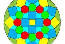 Disegni Colorati di Mandala