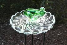 glass projects / by Pamela Raschke