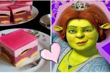 Ciasta i smakołyki