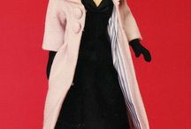 Doll, Barbie & Baby Doll Clothing Patterns / Sewing, Knitting & Crochet Patterns