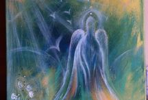 Art to inspire / Spiritual art work by Deborah roe www.arttoinspire.co.uk Face book - art to inspire by Deborah roe  :)  Uk based.