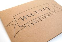 Christmas envelopes