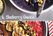 Breakfast bowl recipes
