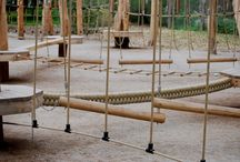 AA Wood Play Structures