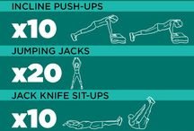 Morning Routine workouts