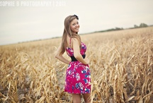 Senior Girl Ideas / by Always N Forever Photography