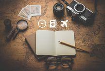 Wanderlust / Camping, outdoors, adventure, mountaineering, living