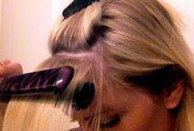 Hair hacks❤️️