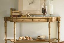 Console Tables / by Cindy Smith