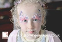Facepainting Watford, Hemel Hempstead & North London / I'm Edna, a facepainter in Abbots Langley, Watford, Hertfordshire. I do facepainting for children's parties, school fairs and events. I'd love to do facepainting for your party, please phone 01923 350596 or phone / text 07971 813850.
