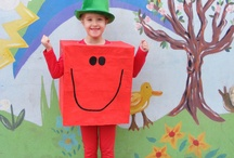 Book Week Character Dress Up / by Ebony Black
