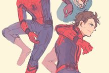 Spider-Man / Mainly Tom Holland spidey and homecoming!