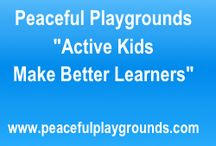 PLAY: playground game markings
