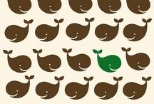 Nursery Inspiration - Whales