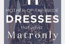 Mothers bride