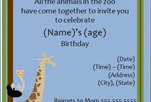 Birthday!  / by Christy Poppy