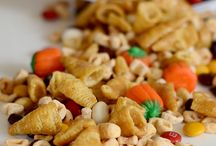 Fun Fall Snacks for the Kids! / Check out this board for fun fall snacks!