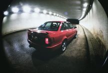 My quattro fantasy / Audi 80 Competition Quattro. 1.8T AEB Engine.