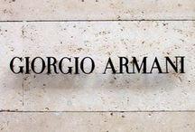 GORGIO ARMANI